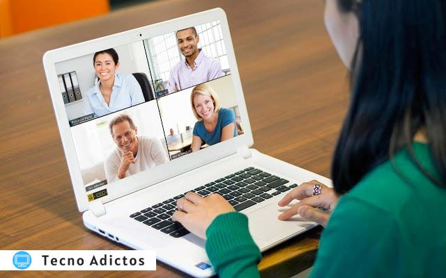 Utilice Zoom Chromebook Video Chat