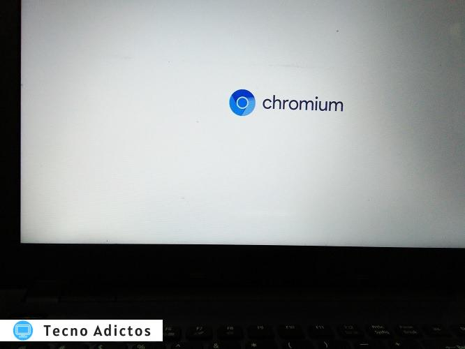Chromiumos con arranque de Chromx