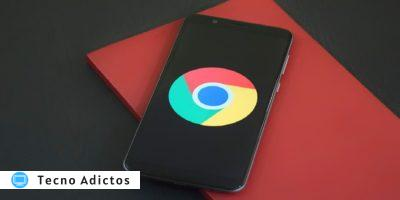 Navegador Chrome Google Chrome Android