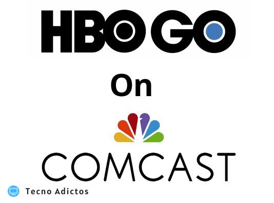 Activar hbo ir a comcast