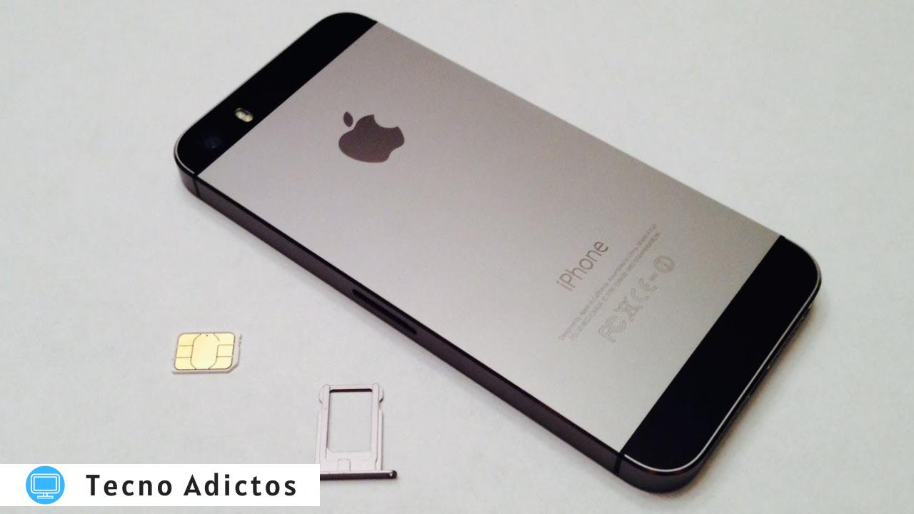Remove and Insert a Sim Card In iPhone 5s copy
