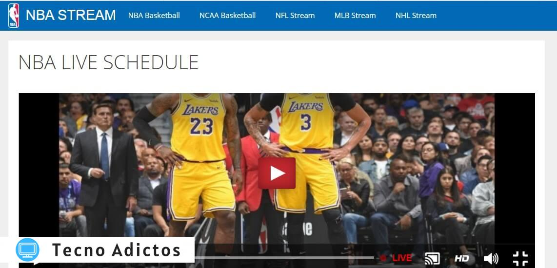 NBAStream.TV