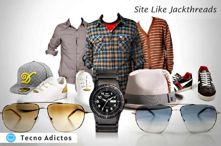 Site Like Jackthreads.
