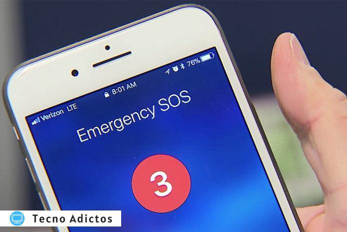 Steps to Set Up Emergency SOS Features On A Smartphone