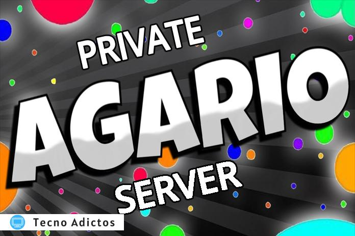 agario private server .
