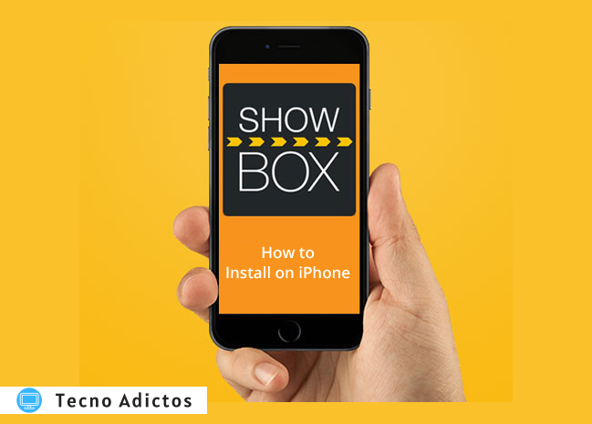 how to install showbox on iphone 1