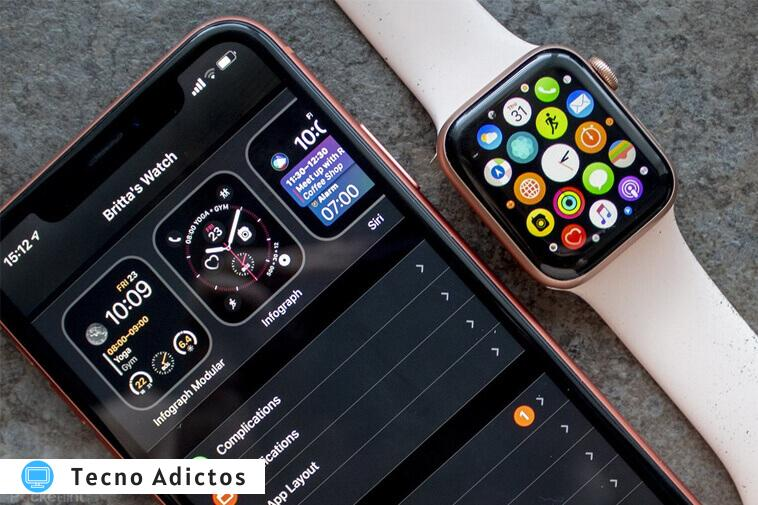 how to pair apple watch to new phone