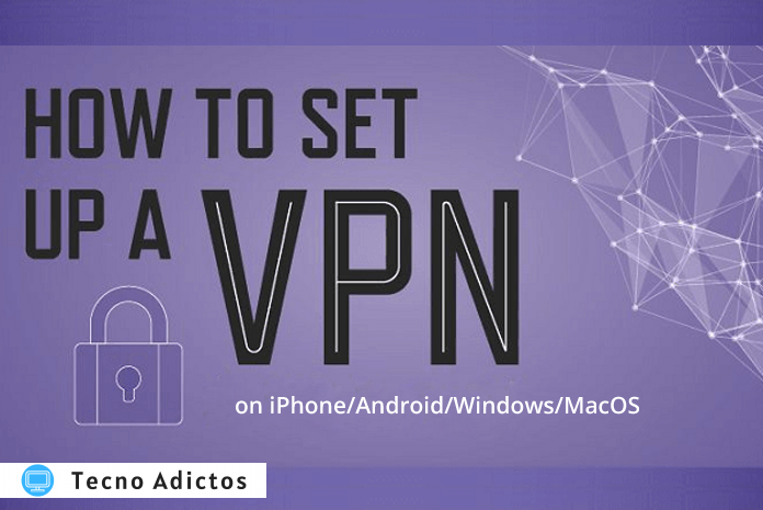 how to set up vpn on iphone android windows macos 2