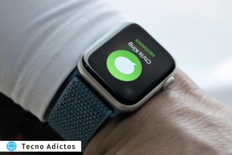 how to turn off text message notifications on apple watch