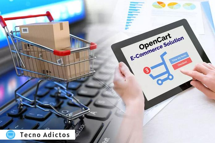 opencart for ecommerce solution