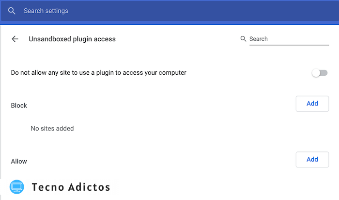 ¿Qué no permite Chrome Helper?