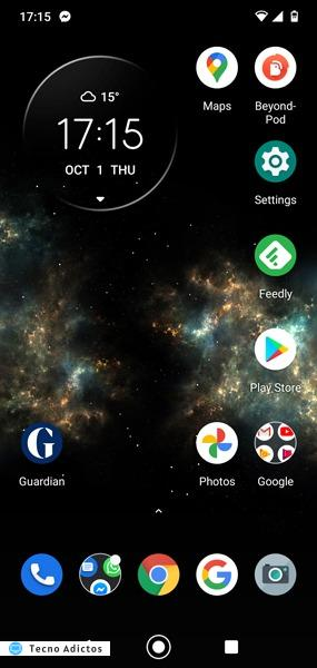Hacer Live Video Wallpaper Android Video Wallpaper Cosmos
