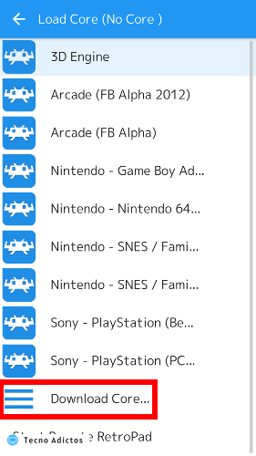 retroarch-para-android-guide-download-core
