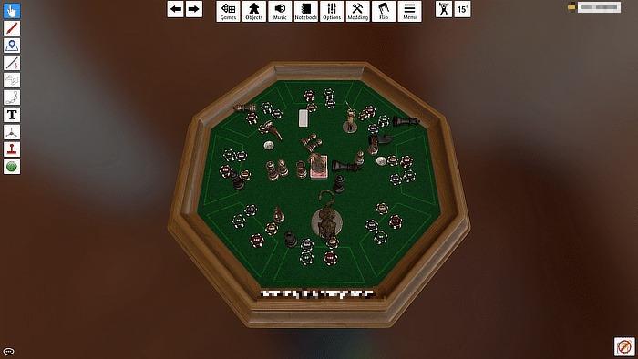 Juegos de mesa Tabletop Simulator