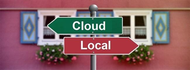 Copias de seguridad locales vs copias de seguridad en la nube ¿Cuál es la mejor final?