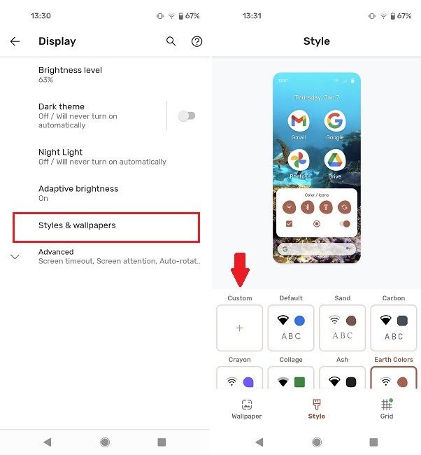 Las mejores características de píxeles ocultos Fondos de pantalla de estilos personalizados