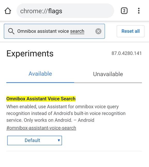 Cómo usar el Asistente de Google en Chrome en la búsqueda de Android