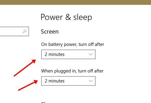 windows-pc-screen-off-power-and-sleep-2-minutes