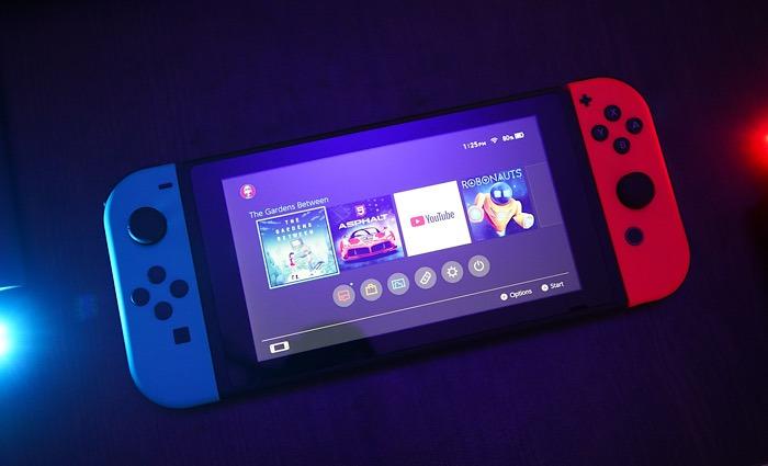 Dispositivo Nintendo Switch Pro Rumors