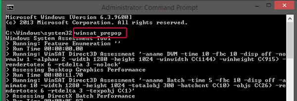windows-experience-index-command-prompt