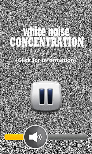 AmbienteSound-White Noise-Concentration