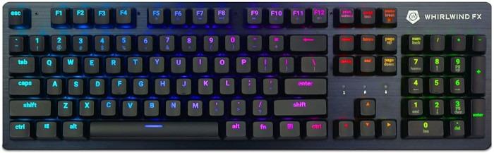 Los mejores teclados RGB de alta gama con cable