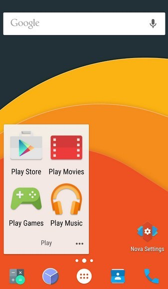 Android-material-nova-launcher