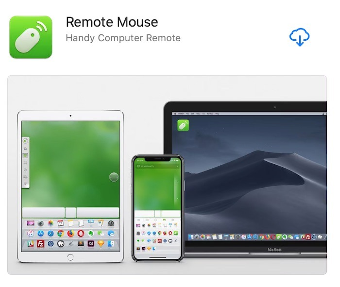 Usar Android Phone Mouse Mac App Store