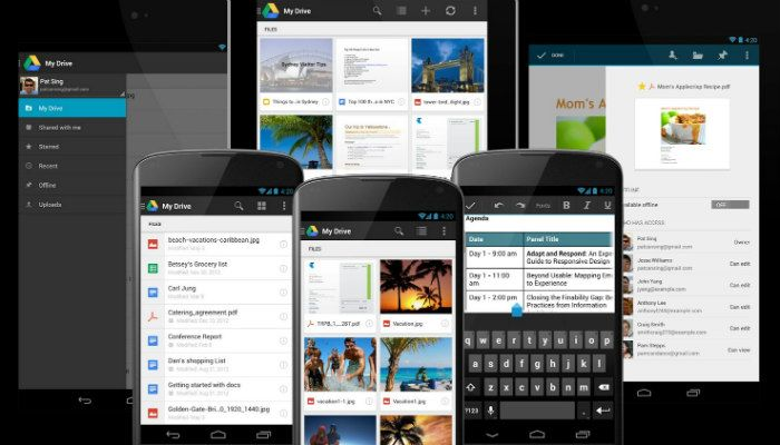 dispositivos android-pc