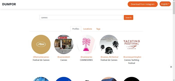How To View Instagram No Account Search Function Dumpor
